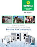 Emergency, Temporary & Portable Air Conditioners