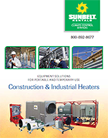 Temporary Industrial & Construction Heating Brochure
