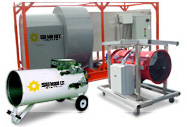 Portable Heating Equipment