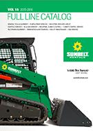 Sunbelt Rentals Full Line Equipment Catalog
