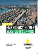 Sunbelt Rentals Utility Power Services Brochure
