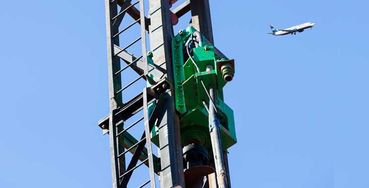 Pile Driving Services